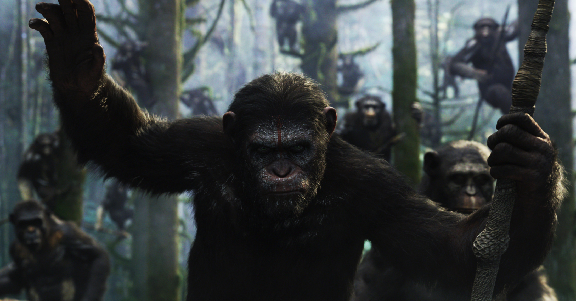 Filmpremiere: Dawn of the Planet of the Apes